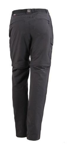 pantalon hombre rampur mix-2 pant grafito lippi