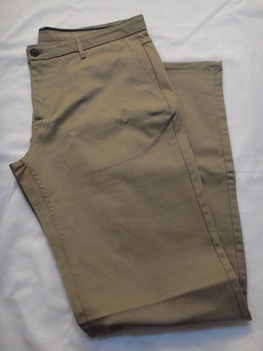 pantalon hombre vestir zara basic nuevo talle eur 48/usa 38