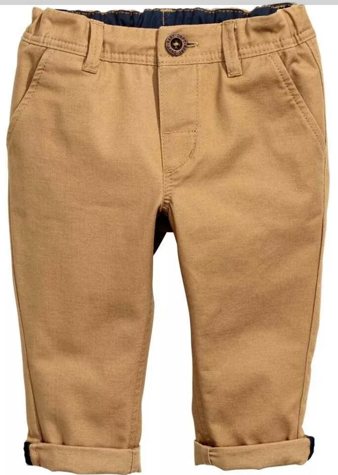 f99133ec9 Pantalon Hym Bebe Nene Gabardina Caqui Chino - $ 400,00 en Mercado Libre