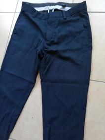 730c264970 Pantalon Hym De Vestir Hombre Slim Fit Talle S