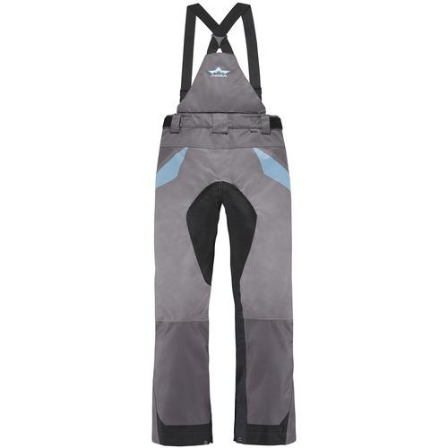 pantalón icon raiden dkr para mujer gris carbón xl