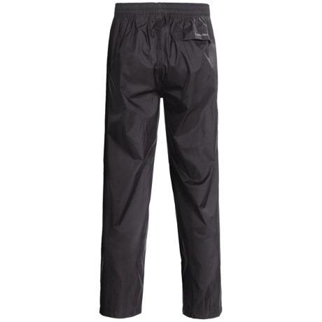 Trespass Hombre Y Para Qikpac Mujer Impermeable Pantalon QtsdxhrC