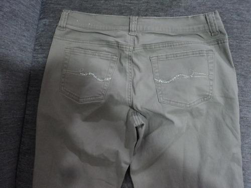 pantalon importado tipo cargo talle 7 usa