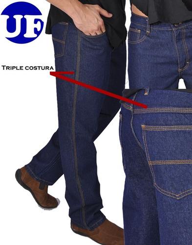 pantalon industrial triple costura al detal
