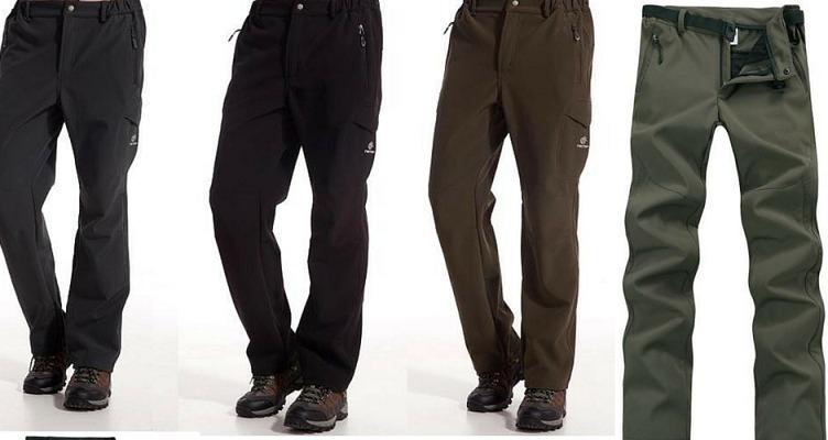 a17fcbcb5fc68 Pantalon Invierno Hombre Y Mujer Varias Tallas Y Colores -   32.000 ...