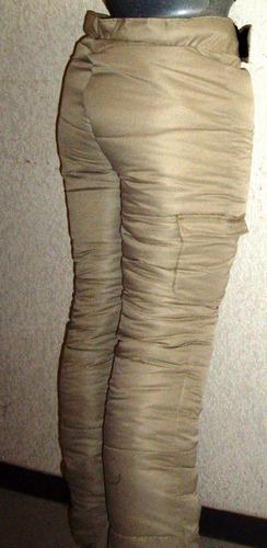 pantalon invierno montaña nieve asisla bajo cero repelente