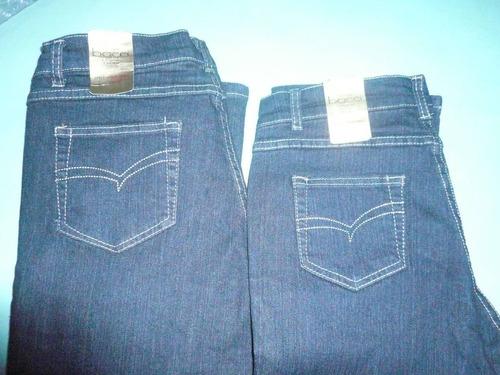 pantalón jean bacci tallas 13/14 y 15/16