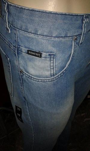 pantalon jean chupin