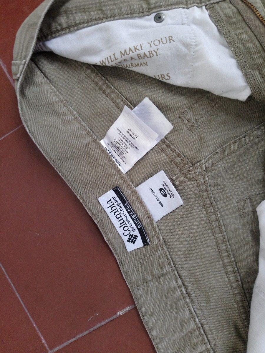 De Original Marca Columbia Hombres Jean Talle 40 400 Pantalón A qOXw5Ax