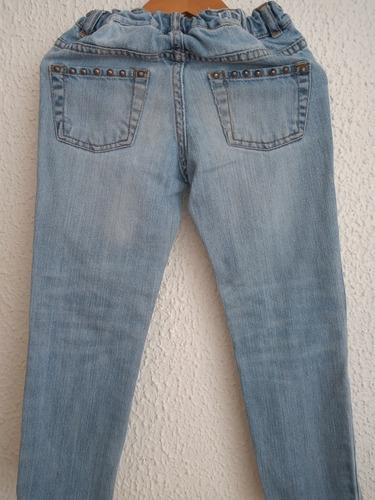 pantalón jean de niña epk