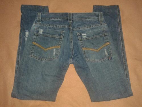 pantalon jean d&t original moda urbana talla 28 cambio