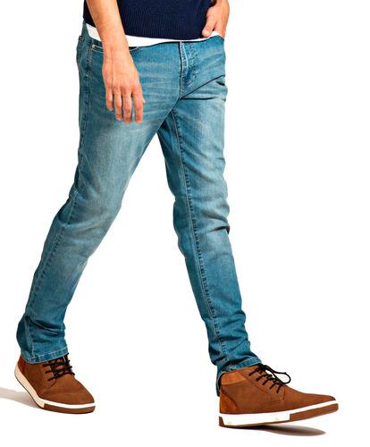 pantalón jean hombre