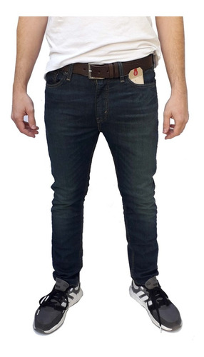 pantalón jean levis 510 skinny hombre