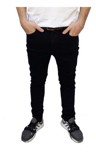 pantalón jean levis 510 skinny negro hombre