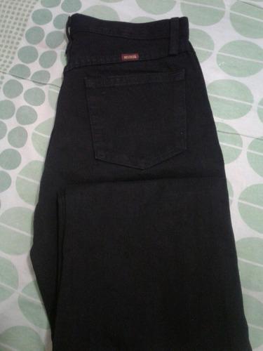 pantalon jean negro marca rustier 30x30