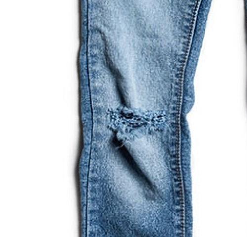 pantalon jean niña