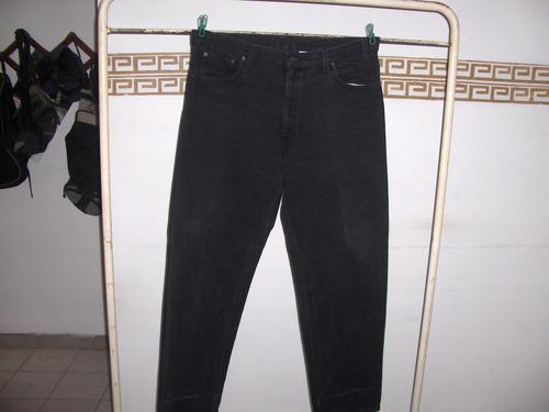 pantalon jean para caballeros (levi's), 555, talla 40