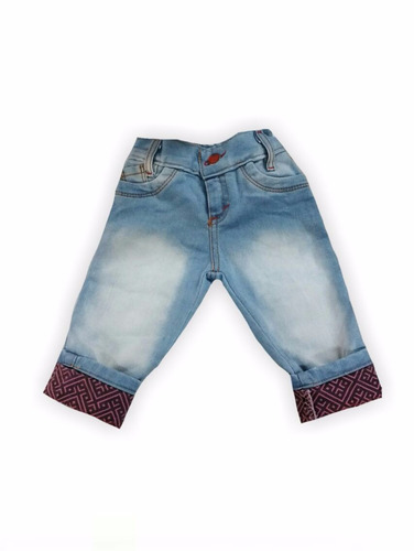 pantalón jean. ropa bebe.