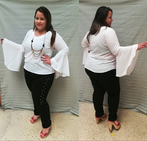 pantalon jean talla grande plus xl 2xl 3xl 4xl 5xl 6xl 7xl