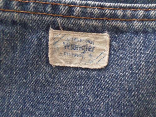 pantalon jean wrangler