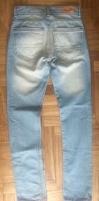 zara pantalon en tallado hombre