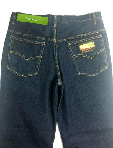 pantalon jeans 3 triple costura industrial. somos fabrica