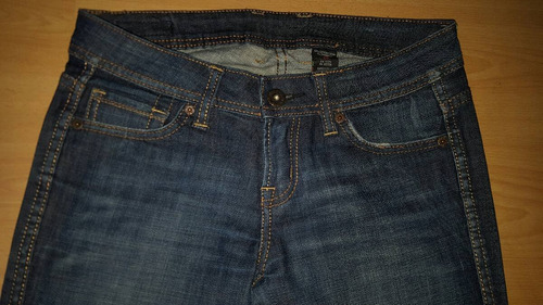 pantalón jeans búfalo david bitton  t26