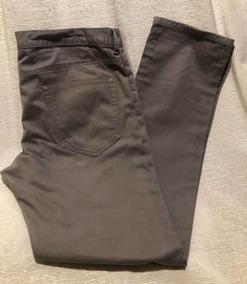 Classic Flatomic Jeans H amp;a C Talle Gris C K Pantalón 50 4R5LAj