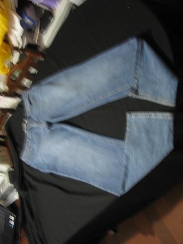 pantalon jeans de mesclilla de mujer levi strauss talla w31