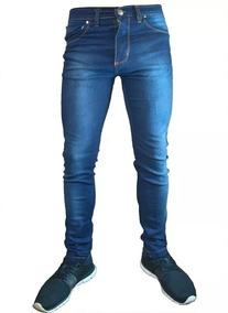 mejor baratas outlet(mk) el precio más bajo Pantalon Jeans Elastizado Chupin De Hombre Hasta Talle 48 Precio Directo De  Fabrica