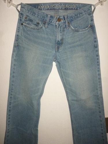 Pantalón- Jeans- Hombre- Talla 26- Marca American Eagle ...