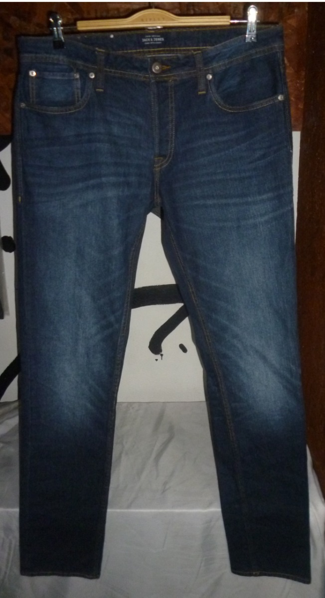 En Talla Nuevo Jones 34 S 00 amp; Jeans Libre Jack 129 Mercado Pantalon O4xvwfHx