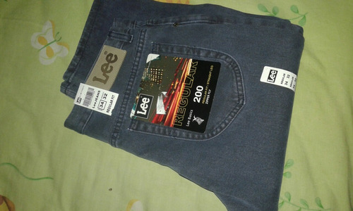 pantalon (jeans) lee original 34x32.