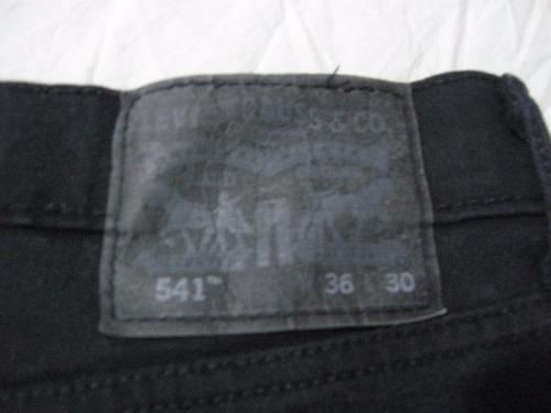 pantalon jeans levi strauss talla w36 l30 modelo 541 impecab