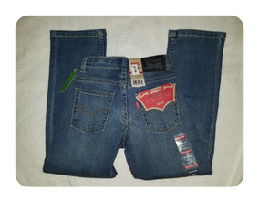 f8b55b6e03 Pantalon Jeans Levis Slim Para Niños...original!