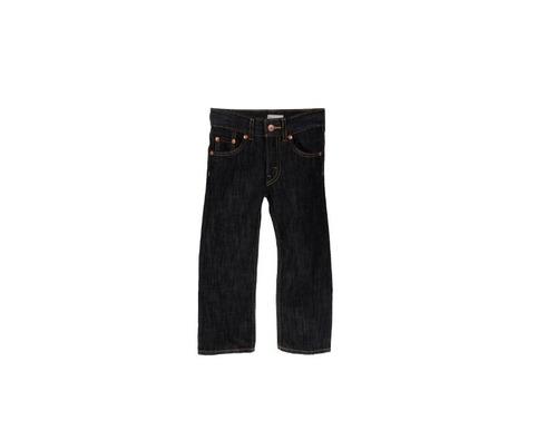pantalon jeans liso levi's de algodón para niño talla 7