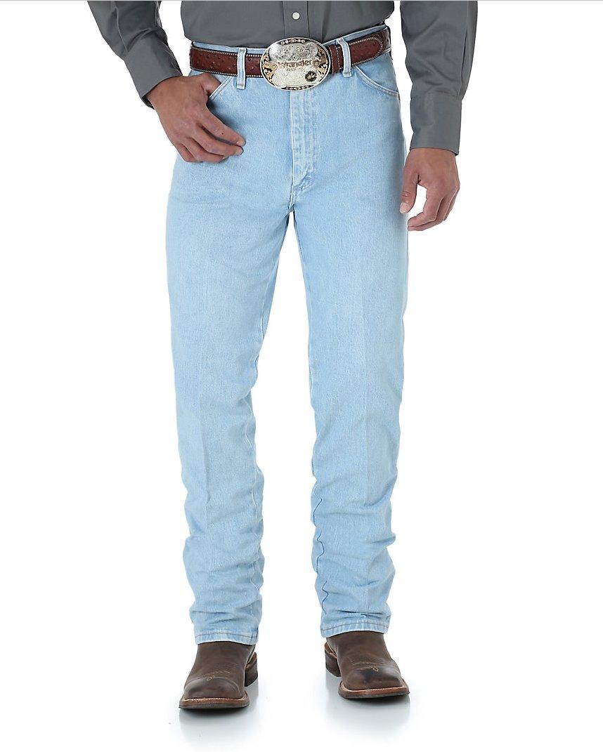 01101bd66083c Pantalon Jeans Mezclilla Wrangler Corte Vaquero -   850.00 en ...