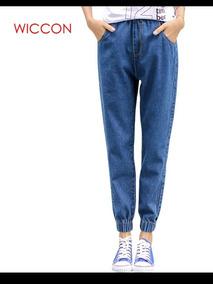 varios diseños zapatos para correr diseños atractivos Jeans Elastico En Cintura Pantalones Mujer - Pantalones y ...