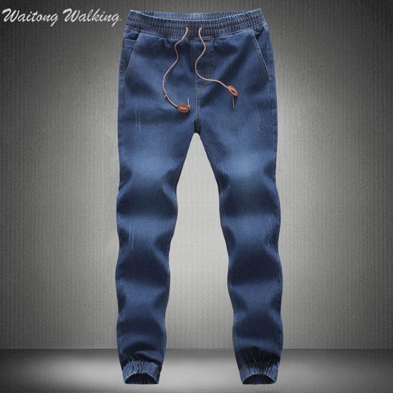 b206769c3f Pantalon Jogger Mezclilla Moda Resorte Cintura -   195.00 en Mercado ...