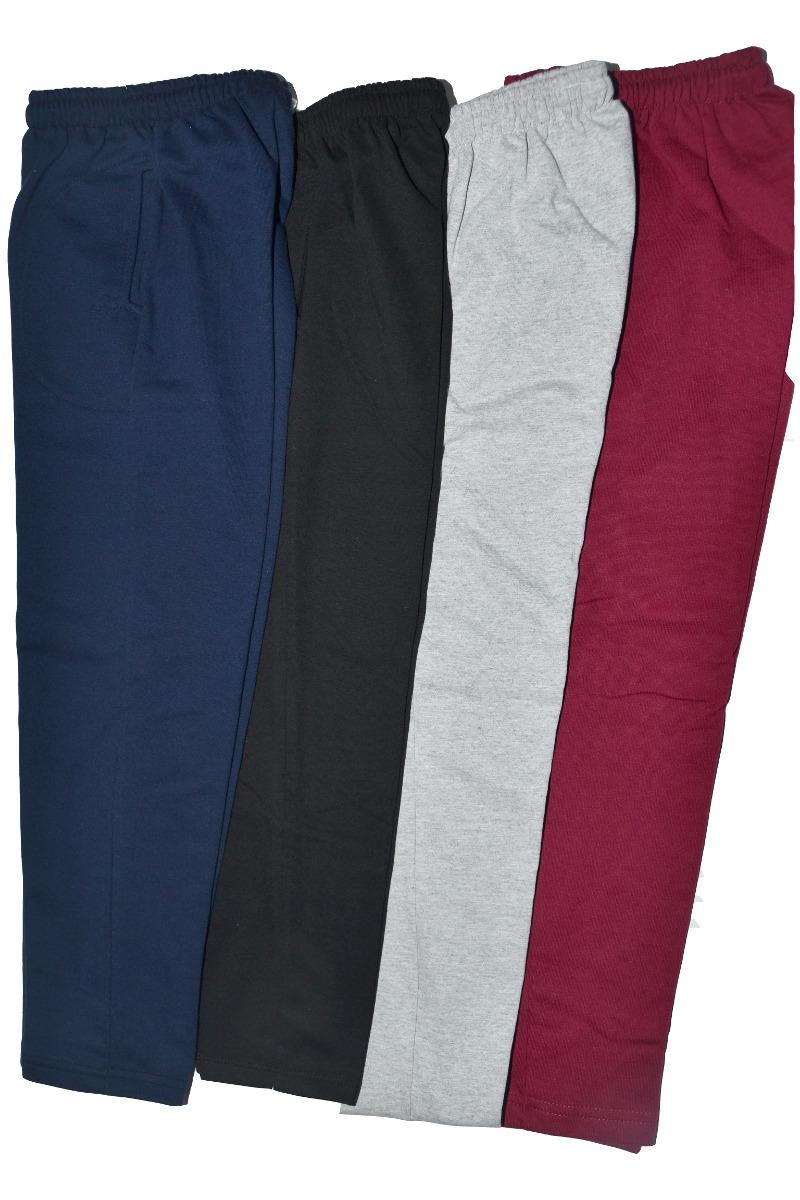 2d76c0e1ff3 Pantalon Jogging Azul Colors Niño Escolar Colegial - $ 180,00 en ...