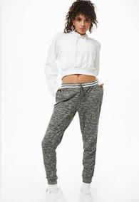 8336ff19e Pantalon Jogging Calza Buzo Mujer Forever 21 Nuevo Importado