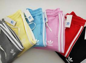 Jogging Adidas Pantalon Frizado Importado Mujer Y6gyvIbf7
