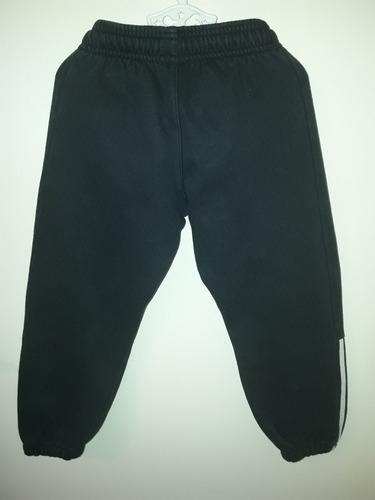 pantalon adidas jogging niño talle 5 6 años. Cargando zoom... pantalon  jogging niño 429f222a80e8