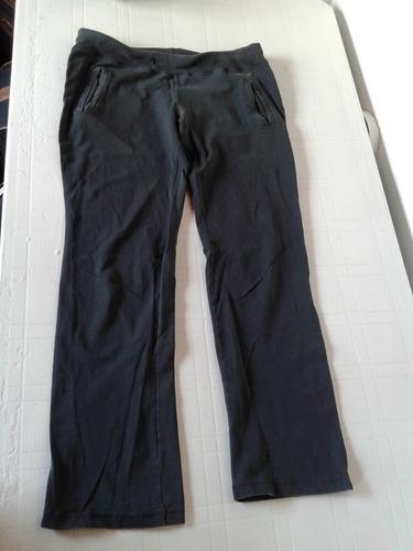 pantalon joggings negro yagmour talle m