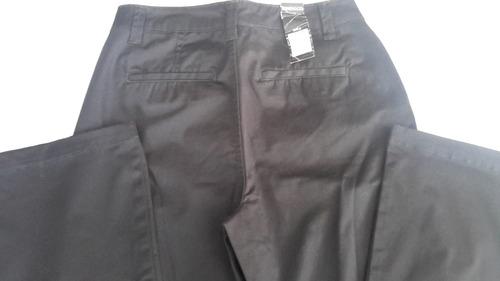 pantalon jones&co mujer carolina negro