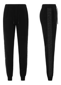 fbf7d282 Pantalon Kappa Authentic Ampa K005 Black Looking