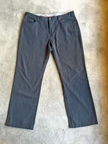 pantalon kenneth cole 100% original talla 40x30 negro claro