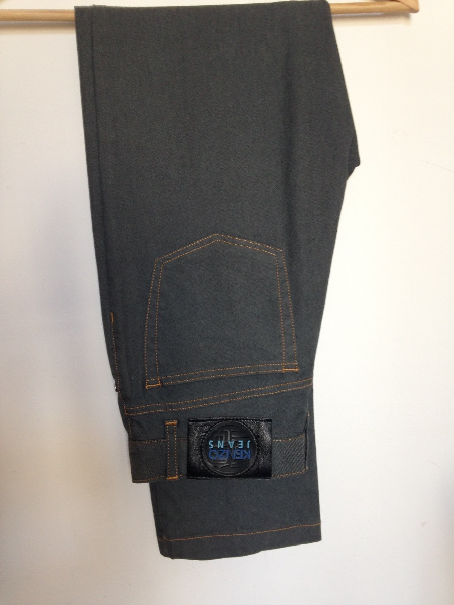 368614937 Tiro Pantalón 4 Not Alto Elastizado Dead Jeans Kenzo Ay 00 100 SqxrqCtw