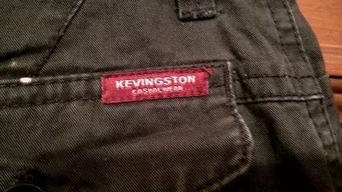 pantalón kevingston