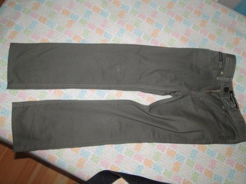 pantalon kevinston de niño slim talle 12